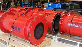 Wear-resistant-slurry-pipe